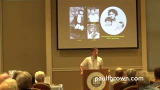 """Rufus"" James Agee Talk at East Tennessee History Center"