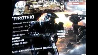 Halo reach tiroteio gameplay parte 1/2