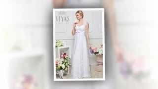 Свадебные и вечерние платья оптом от производителя оптом и в розницу.(Каждое свадебное или вечернее платье, созданное талантливыми дизайнерами VIYAS - это ода женской красоте,..., 2015-02-11T08:28:52.000Z)