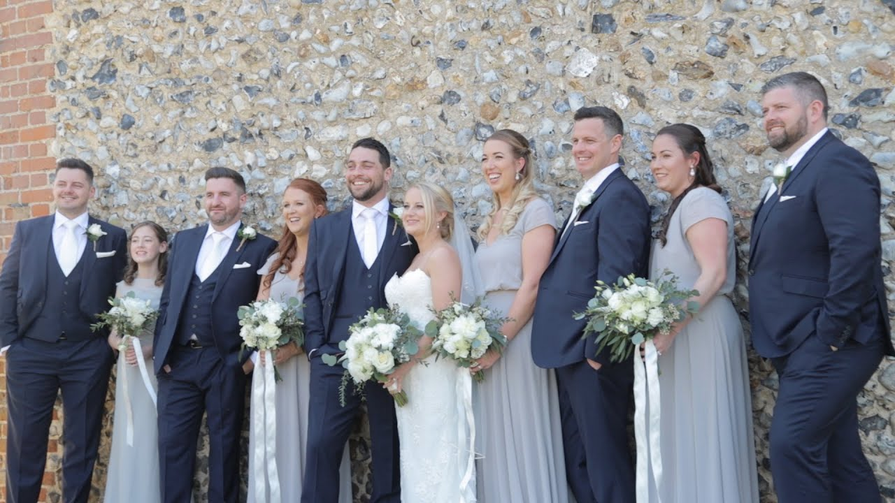 Granary Estates Wedding | Pip & Luke