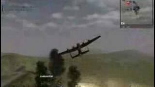 Battlegroup 42: Lancaster bombing
