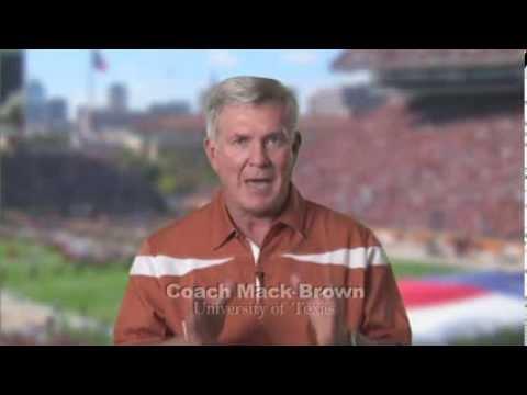New Texas Football Coaches for CASA PSA