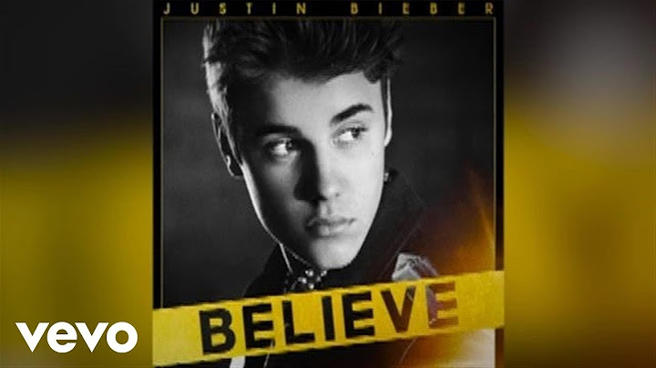 justin bieber  die in your arms official audio