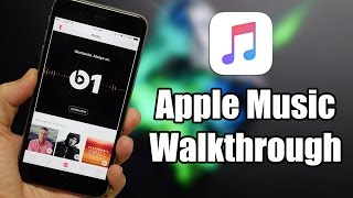 Apple Music Walkthrough: iOS 8.4