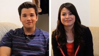 Nick iCarly Cast Say Goodbye to Fans!