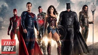5 Things You Should Know About the Warner Bros. Comic-Con Panel | THR News thumbnail
