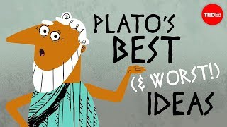 Repeat youtube video Plato's best (and worst) ideas - Wisecrack