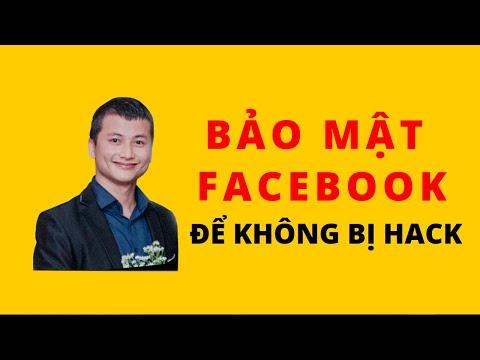 cách bảo mật tài khoản facebook không bị hack - Cách Bảo mật Tài khoản Facebook Đơn giản để Không bị hack | Nguyễn Duy Diện