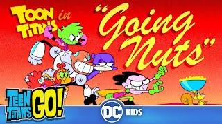 Teen Titans Go! En Español | ¡Caricaturas de los Titanes en acción! | DC Kids