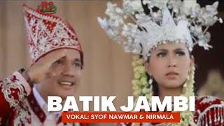 Download lagu Lagu Daerah BungoBATIK JAMBI MP3