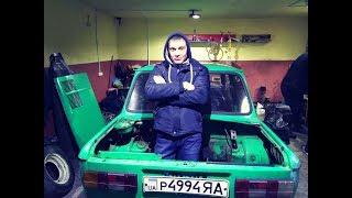 Понеслась # Проект ЗАЗ-968 Чарлик установка нового мотора