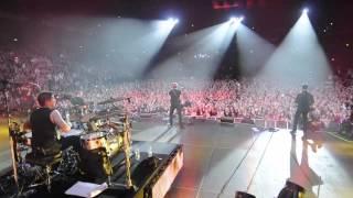 "Nickelback Helsinki - ""Burn It To The Ground"""