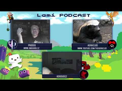 Lamí podcast 12  Kordus, Prosek a Agraelus nevhodné pro mladší 15 let