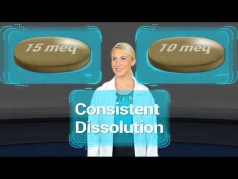 Tascit - Extended Release Potassium Citrate