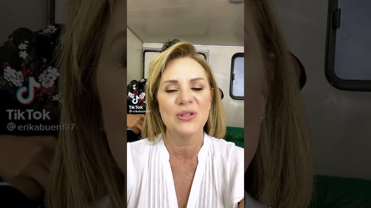Erika Buenfil Que Guapa TikTokS Suscríbete 🇲🇽🇲🇽🇲🇽🇲🇽👍👍👍👍