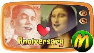 USAPANG PERA: Anniversary