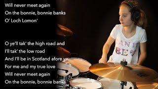 Bonnie Banks o' Loch Lomond - Sina plays Folk [20/20]