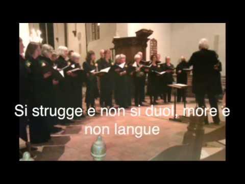 Veluws Vocaal Ensemble   Luci serene e chiare   Monteverdi