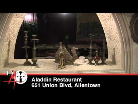 Aladdin middle eastern restaurant youtube for Aladdin middle eastern cuisine