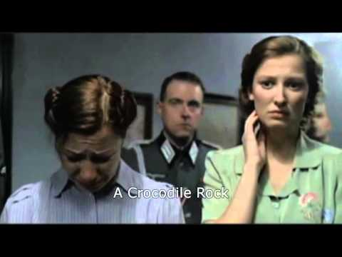 Hitler reacts to #threesome #superinjunction gate
