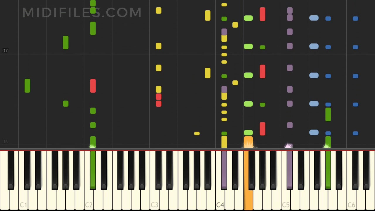 🎼 MIDI FILE PRO  : DURA / DADDY YANKEE