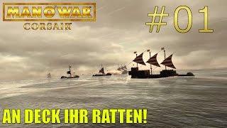 Captian Jack Yankeeunit91 ist an Bord #01 Man O' War Corsair