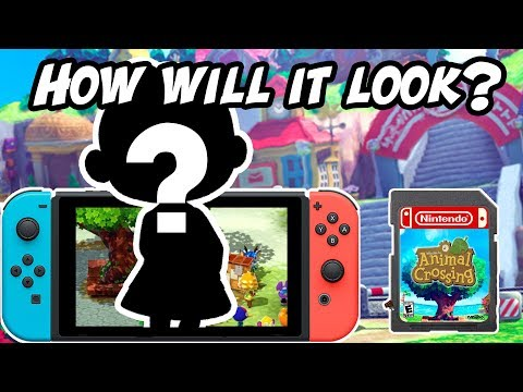 What will Animal Crossing Switch look like?