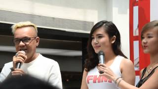 FHM Singapore 2015 Top 10 Questions & Answers Session