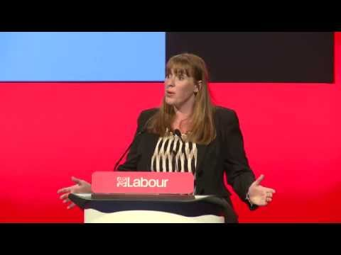 Angela Rayner's Speech to Women's Conference