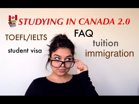 HOW TO | Study in Canada|| FAQ Colleges 2.0