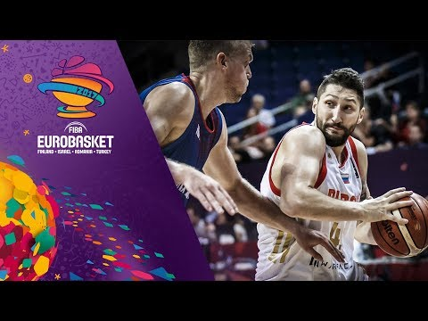 Russia v Great Britain - Full Game - FIBA EuroBasket 2017