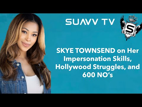 Sketch Comedy's New Queen: Skye Townsend joins A Black Lady Sketch Show