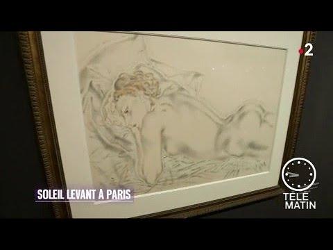 Expo – Foujita: Peindre dans les années folles