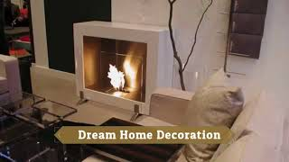 Home Decoration Styles for Modern Homes   45 Fireplace Design Ideas   Modern fireplaces in the livin