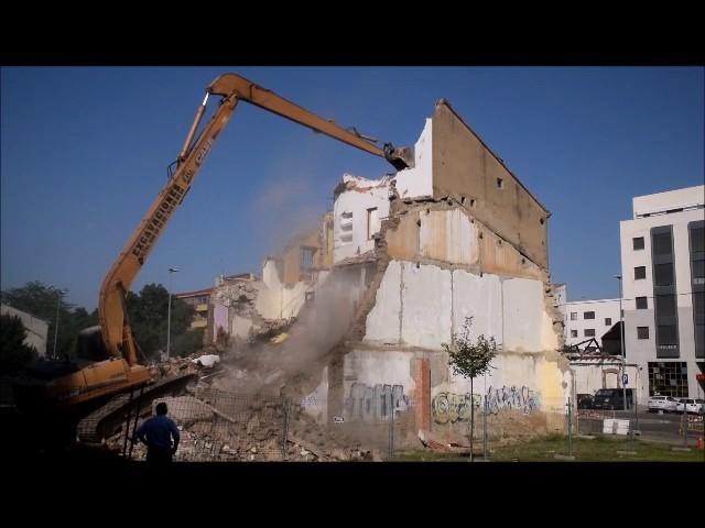 Derribo número 31 Muralla Zamora