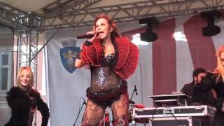 Anna Lesko - Anicyka Maya , 1001 dorinte @ Zilele Orasului Brasov 2012