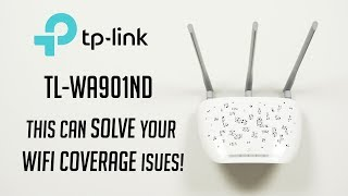 most Value Wireless Access Point! - TP-Link TL-WA901ND  Unboxing & Walkthrough