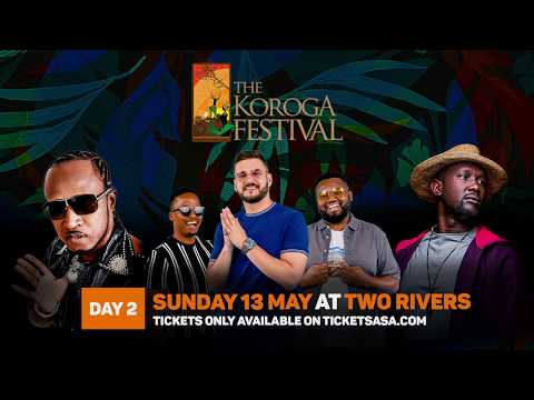 Congolese super star Werrason to headline the 22nd edition of The Koroga Festival