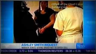 2013 10 01 -  CTV News - Denials, memory lapses dot warden