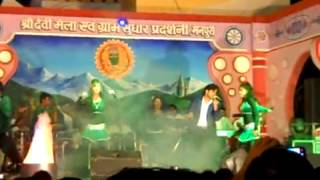 Javed Ali Live - Aaja main hawaon mein - @ Javed Ali Night In Mainpuri