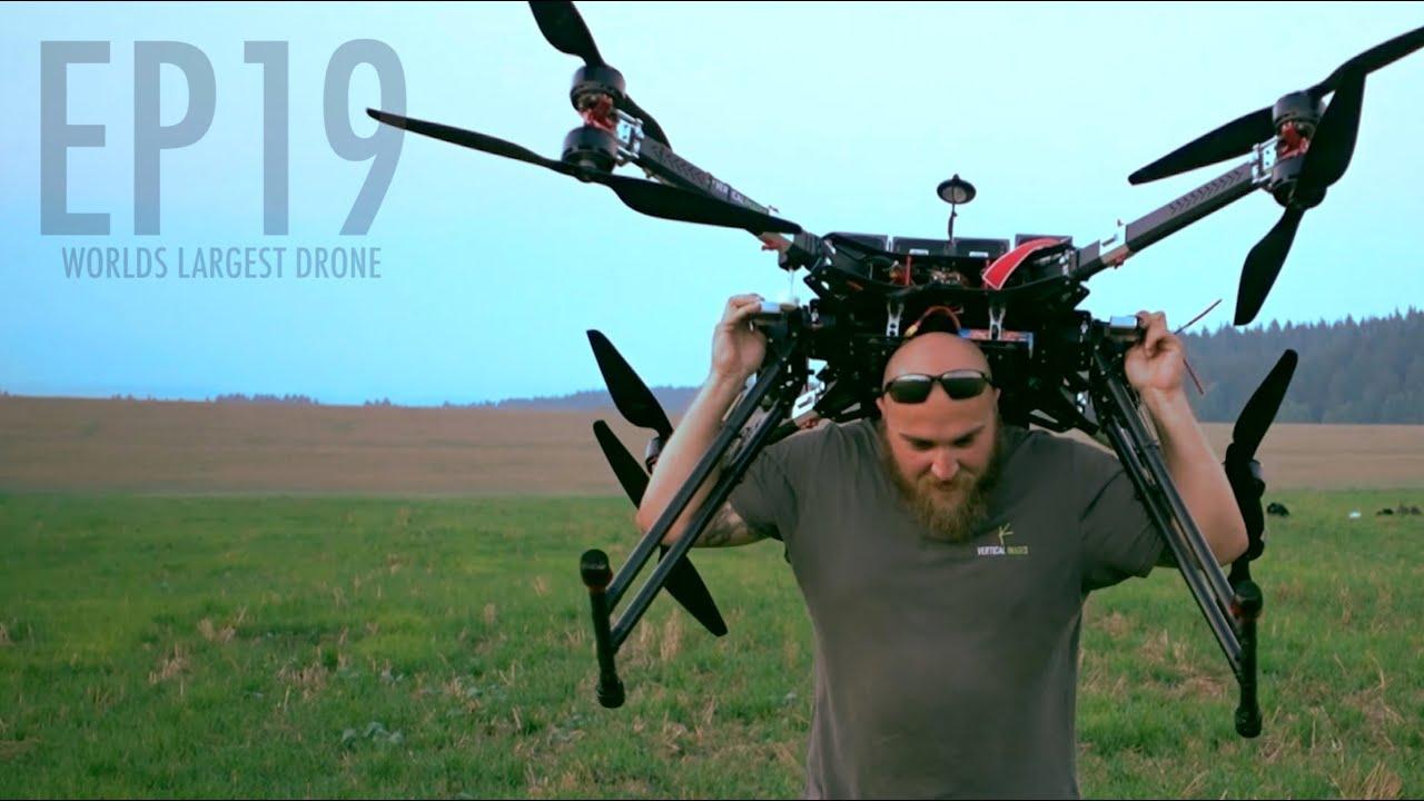 Really Big Drone