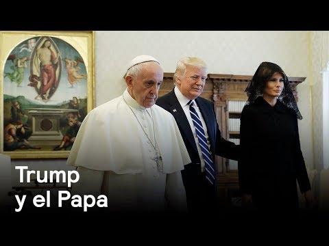 Así fue el encuentro entre Donald Trump y el Papa Francisco - Despierta con Loret