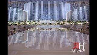 Saint Regis, Dubai Wedding - Latifa & Mohamed