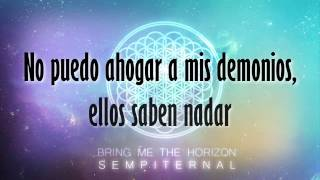 Bring Me The Horizon - Can You Feel My Heart (En Español)