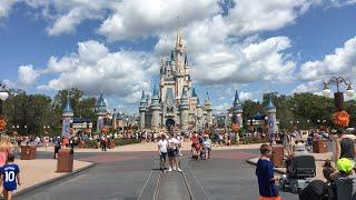Magic Kingdom Reopens after Hurricane Irma - Live Stream - 9-12-17 - Walt Disney World