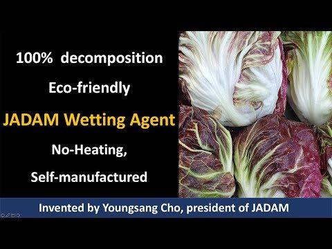 Core Of Natural Pesticide, JADAM Wetting Agent (JWA), [Multi-language Subtitles]