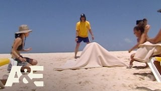 Criss Angel: Mindfreak - Beach Trick