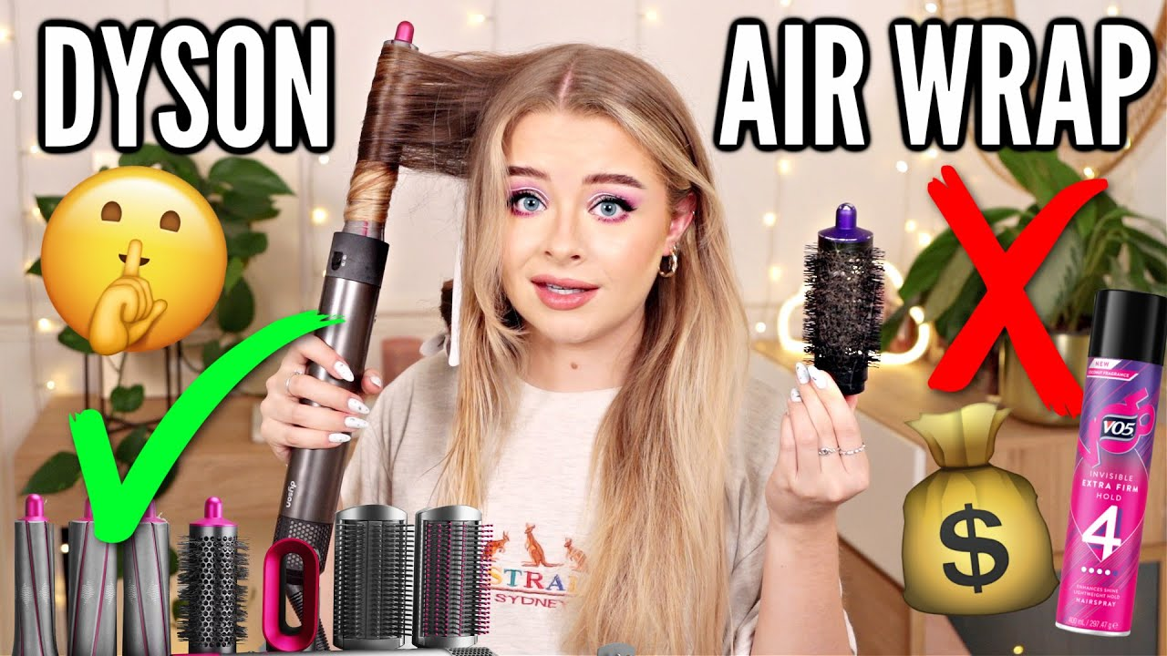 Download DYSON AIRWRAP 1 YEAR LATER... My honest thoughts. 🧐  How to use it, Tips + Tricks, Pros + Cons