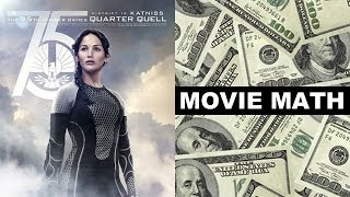 Box Office For The Hunger Games Catching Fire   Breaking Records!