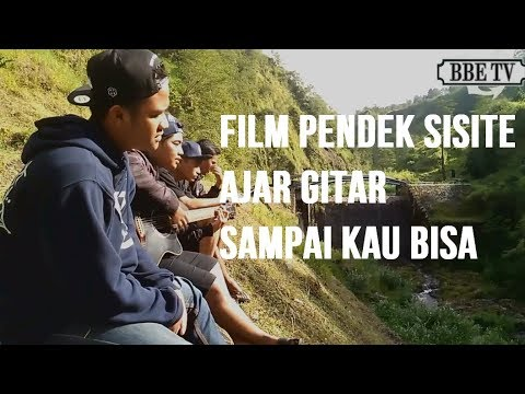Film Pendek Sleman Merapi #AJAR GITAR SAMPAI KAU BISA #1